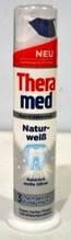 Отбеливающая зубная паста Theramed Natur Weiss 100мл с дозатором