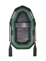 Надувная полуторная гребная лодка из ПВХ Q210LS