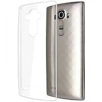 Чехол силиконовый Ультратонкий Epik для LG G4S Dual H734 / H736 Прозрачный