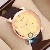 Hermes Vintage Brown\Purple\Gold
