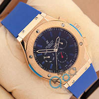 Hublot Big Bang AA Blue/Gold/Black