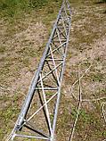 Алюминиева мачта АМ-440-4, фото 4