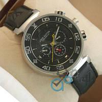 Louis Vuitton ChronographSilver/Black