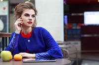 Женское демисезонное пальто Тиффани, фото 1