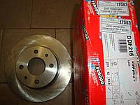 Диск тормозной 2108 (Ferodo)  FE DDF215