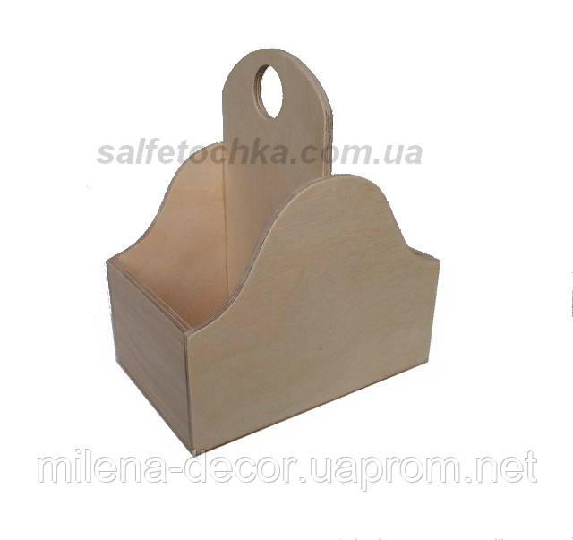 Короб для специй с перегородкой №2