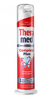 Зубная паста Theramed Complete Plus 100мл с дозатором