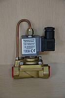 Клапан электромагнитный T-BU, ТБЮ (пар, вода, воздух)