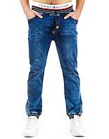 Модные джинсы мужские joggery
