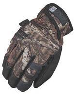 Mechanix Winter Armor Gloves Mossy Oak, фото 1