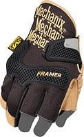 Mechanix CG Framer Gloves Black, фото 1