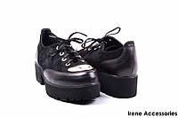 Туфли женские комбинированные El Passo