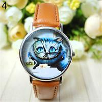 Часы наручные кварцевые Cheshire sonrisa brawn
