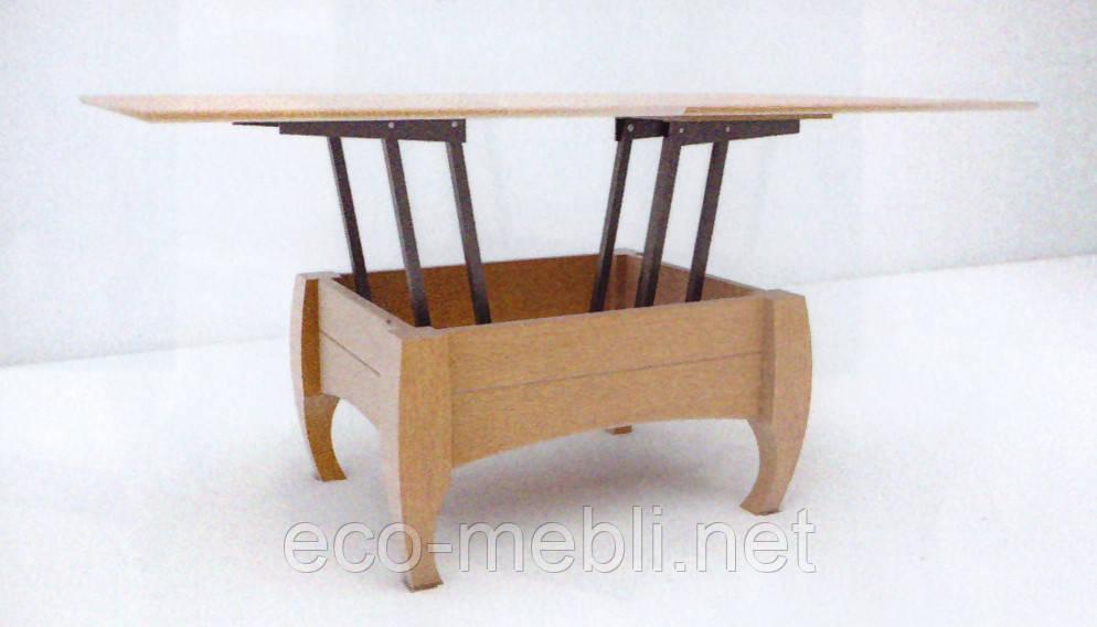 """Журнальний стіл """"Трансформер -2"""""""