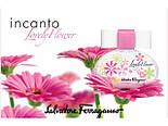 Salvatore Ferragamo INCANTO lovely Flower EDT 50 ml Туалетная вода женская (оригинал подлинник  Италия), фото 2