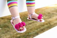 Как выбирать летнюю обувь детям