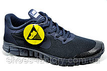 Кроссовки мужские Nike Free Run 3.0, Dark Blue, фото 3