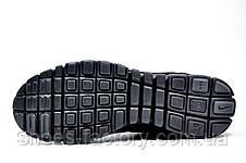 Кроссовки мужские в стиле Nike Free Run 3.0 V2, Black\Gray, фото 2