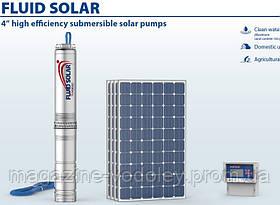 Скважинный насос Fluid Solar 2/6 (4.5 куб, 66м)