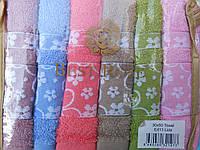 Набор кухонных полотенец  Цветы