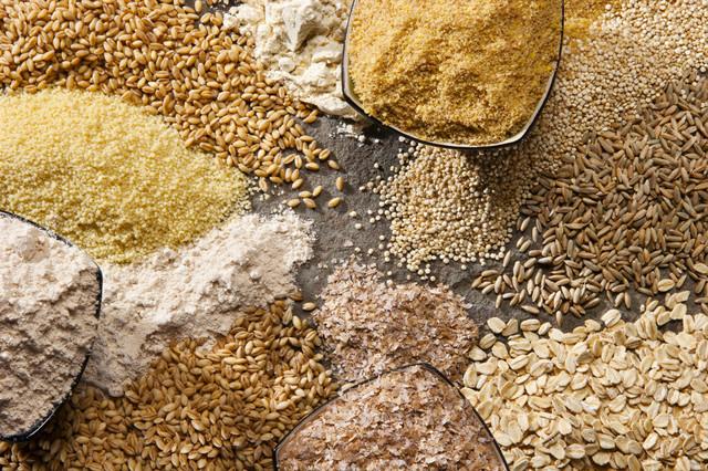 Семена, крупы, злаки
