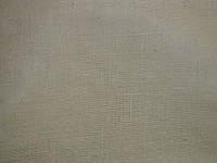 Декоративная ткань-мешковина молочного цвета 90 см