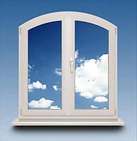 Окна Металлопластиковые белые или из ламинированного профиля