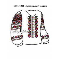 Сорочка жіноча №110 Чумацький шлях