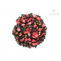 Чай зеленый Земляника со сливками зел, 250г
