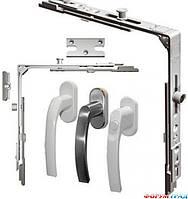 Регулировка пластиковых окон и дверех, замена фурнитуры, замена стеклопакетов