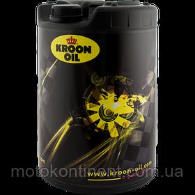 Трансмиссионное масло KROON OIL Gearlube GL-5 80W-90 минеральное для  автомобиля 20л. KL36081
