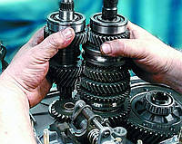 Качественный ремонт дефектация КПП Chery Amulet A11/A15