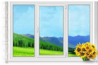 Окна, Балконы, Балконные блоки WDS. Бесплатная доставка по региону., фото 1