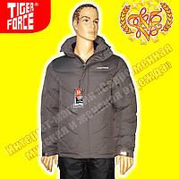 Куртка пуховик мужской теплый Tiger Force