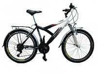 Спортивный велосипед Ardis Striker CTB 24 бело черный ,сине черный