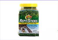 Корм для водных черепах  ReptiSticks - Floating Aquatic Turtle Food 28,34 г
