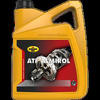 Трансмиссионное масло KROON OIL ATF Almirol для последнего поколения коробки автомат 5л. KL01322