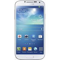 """Современный смартфон Samsung i9500 с 5.0"""" экраном, Android 4.1.,Многофункциональная модель в белом цвете, фото 1"""