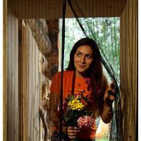 Антимоскитная сетка штора на магнитах дверная коричневая, Антимоскитная сетка купить, москитная сетка на магни