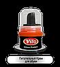 Крем Темно Коричневий для взуття в банці Vilo 60мл