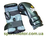 Снарядные перчатки Matsa блинчики кожа