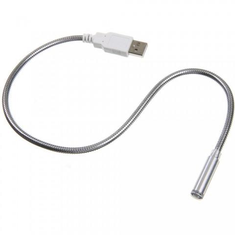 USB подсветка для ноутбука 1 Led фонарик лампа