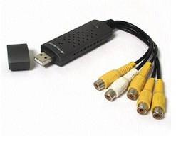 USB карта видеозахвата Easy Cap 4.0