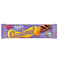Milka Шоколад молочный с карамелью 39г