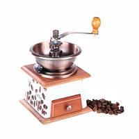 Кофемолка ручная с керамическим ящиком 2361
