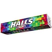 Halls Леденцы Color