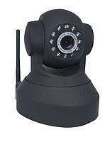 Камера WI-FI T 9818 RW поворотная с возможностью записи на SD