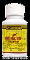 Пыльца сосны в капсулах.Отличное средства в лечении сердечно-сосудистой системы,аллергии,заболеваний кожи и др