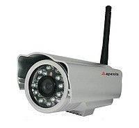 IP камера ночного видения J601-WS -IR беспроводная