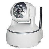 Камера WI-FI T 8809 RW поворотная с возможностью записи на SD